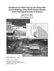 Guidebook 33: Guidebook for field trips for the thirty-fifth annual meeting of the North-Central Section of the Geological Soci