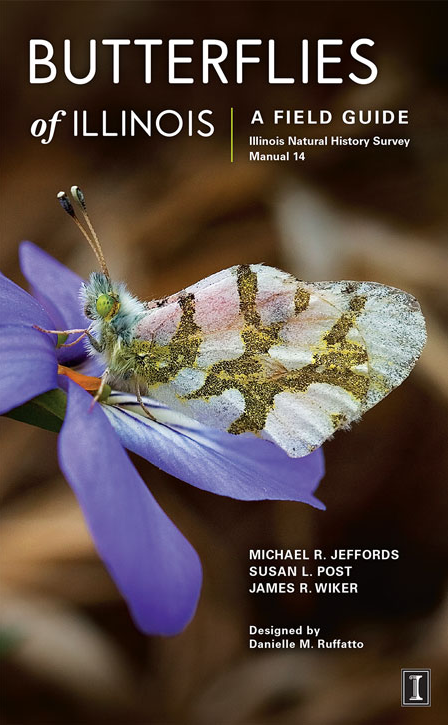 Butterflies of Illinois cover